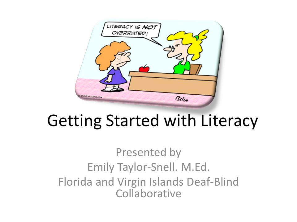 Getting Started with Literacy-image