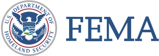 image of Federal Emergency management FEMA logo
